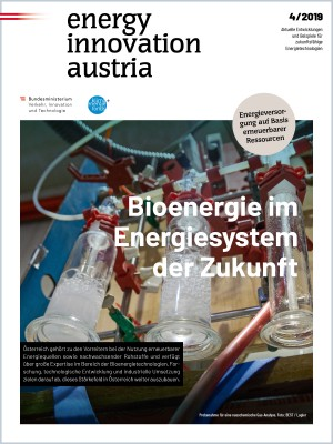 energy innovation austria - Cover 4/2019