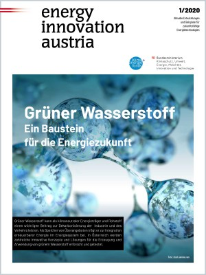 energy innovation austria- Cover 1/2020