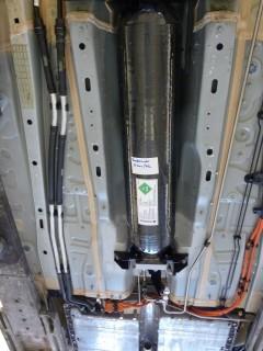 Wasserstofftank, Foto: AVL List GmbH
