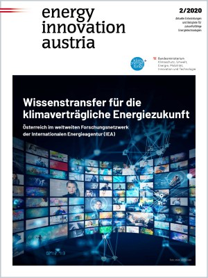 energy innovation austria - Cover 2/2020