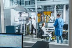 Foto: Montanuniversität Leoben/Lehrstuhl für Verfahrenstechnik des industriellen Umweltschutzes/Croce & Wir
