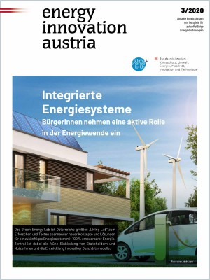 energy innovation austria - Cover 3/2020