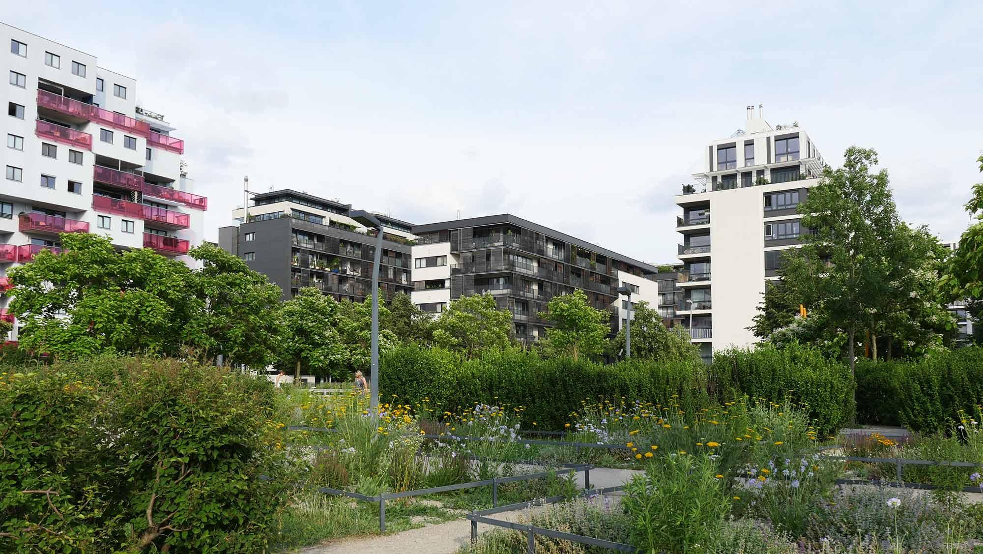 Wiener Stadtquartier