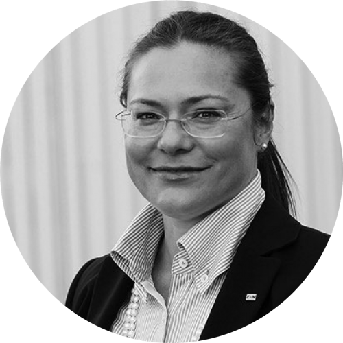 DI Dr. Andrea Edelmann Leiterin Innovation, Nachhaltigkeit und Umweltschutz EVN,  Obfrau-Stellvertreterin im Vorstand des Vereins Green Energy Lab