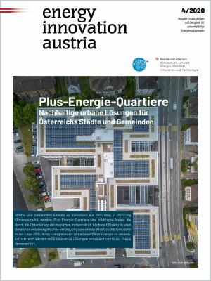 energy innovation austria - Cover 4/2020