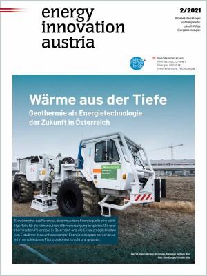 energy innovation austria - Cover 2/2021