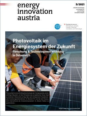 energy innovation austria - Cover 3/2021