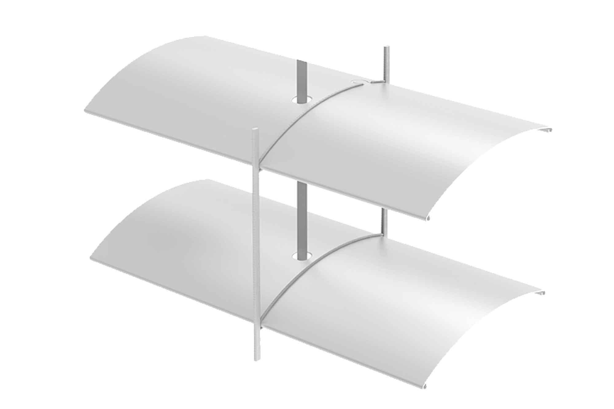 Connecting the slats, image: HELLA Sonnen- und Wetterschutztechnik GmbH