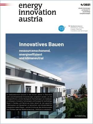 energy innovation austria - Cover 4/2021